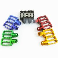 CNC RACING FOOTPEGS FOOT PEGS PIT BIKE XR50 DHZ CRF50 70 SDG SSR 107 110 125CC