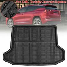 Rear Trunk Cargo Boot Liner Tray Mat For GMC Terrain Chevrolet Equinox