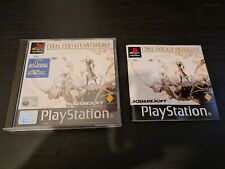 Final Fantasy Anthology Box And Manual ONLY