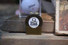 PGA Championship 2017 Antiq Brass  Money Clip!  Free Engraving & Shipping