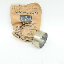 33-54 Pontiac P/8 Rear Camshaft Bearing GM 494881 NOS