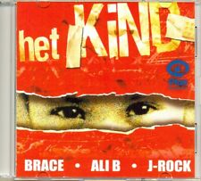 BRACE / ALI B / J-ROCK - Het kind 1TR DUTCH ACETATE PROMO CD 2006