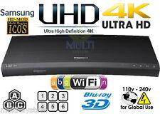 SAMSUNG UBD-K8500 4K Region Free DVD & BD ZONE ABC Blu-Ray Disc Player 3D WIFI