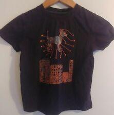 Cyberdog London Cyber Dog Shirt T Shirt for Kids Medium M Rare Black Orange