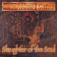 AT THE GATES - SLAUGHTER OF THE SOUL (FDR REMASTER) DIGIPAK  CD NEW+