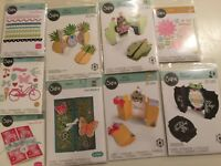 Sizzix Thinlits Die Set Pick 1 of 9 Dies NEW