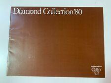 Vintage Australian Sydney Diamond Collection 1980 Brochure