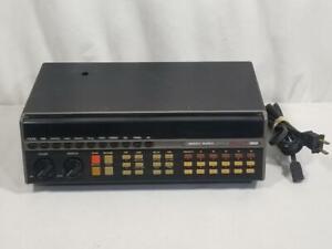 Vintage Bearcat BC-300 Desktop Scanner  PLEASE READ