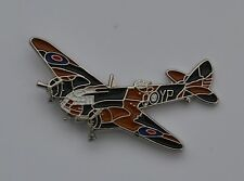 Bristol Blenheim RAF WW2 Aeroplane Quality Enamel Pin Badge