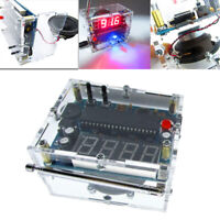 FM AM Radio Kit Parts Suite  Elektronische Liebhaber versammeln TEA5767 DIY
