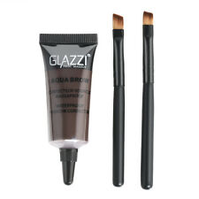 Black Brown Liquid Eyebrow Mascara Waterproof Long Lasting Eyebrow Gel Beauty H7