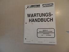 05.1997 Werkstatthandbuch Mariner Mercury 25 PS 2Zyl-4Takt Reparaturanleitung