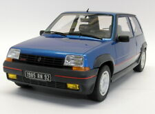 Otto 1/12 Scale Resin - G035 Renault 5 GT Turbo Phase 1 Metallic Blue