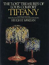 Tiffany Windows Paintings Lamps Pottery Art Glass Etc. / Scarce Illustrated Book