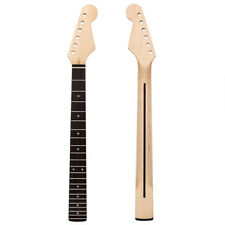 22 Fret Electric Guitar Neck Maple For ST Style Replacement