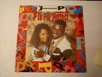 Johnny P-P is For Perfect Vinyl LP 1990