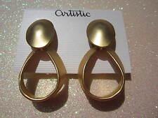 80's Clip On Earrings
