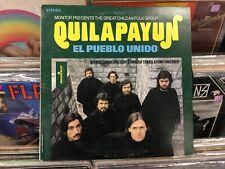 Quilapayún – El Pueblo Unido - LP (Vinyl)