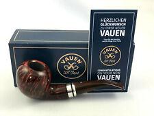 VAUEN Fashion 213 Pfeife pipe 9mm Filter Made in Germany Weißpunkt
