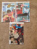 Dial H For Hero #'s 1- 3 (1,2,3), DC Wonder Comics, 2019, NM