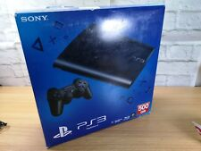 Playstation 3 Super Slim 500GB (CECH-4003C) Brand New / Sealed / Unopened / PS3