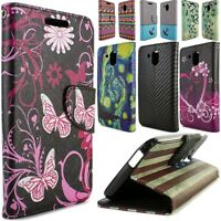 Protective Wallet Pouch Design Cover Flip Stand Phone Case for HTC Desire 526