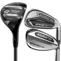 Cobra Golf Men's King F8 Hybrid Combo Iron Set (5h, 6-GW),  Brand New