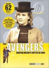 AVENGERS (THE) -ANNEE 62 SAISON 2 COFFRET 1 -  BOX 2 DVD REGION/ZONE 2