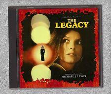 THE LEGACY Michael J Lewis RARE FILM SCORE