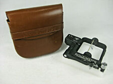 Rolleimeter 3,5 w/ Leather Case, Germany