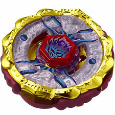 Limited Edition GOLD Fusion Hades / Firefuse Darkhelm Beyblade - USA SELLER!