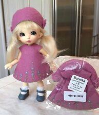 Fairyland Puki fee pukifee Doll Tiny BJD Dress + Hat  + Panties Sold 3 15cm
