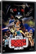 ROBOT CHICKEN: STAR WARS EPISODE II (Ahmed Best) - DVD - Region 1