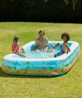 ELC Tropical Family Pool Kids Water Fun Birthday Gifts summer Toys Sale