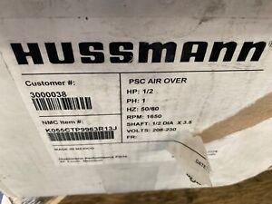 Genuine Hussmann 3000038 replacement motor