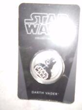 STAR WARS 2011 / 1 DOLLAR DARK VADOR / DARTH VADER  COLLECTOR 1ére EDITION