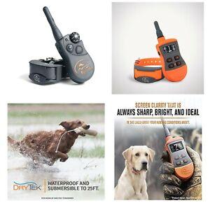 REMOTE SPORT DOG TRAINER / HUNTING TRAINING COLLARS