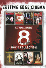 Extreme Zombies: 8 Movies (DVD, 2012, 2-Disc Set)