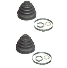 Saab 900 9000 Outer Set of 2 Left AND Right CV Boot Kit GKN OEM Brand New