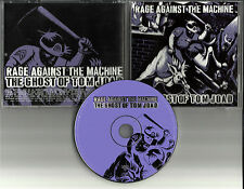 RAGE AGAINST THE MACHINE Ghost of BRUCE SPRINGSTEEN TRK PROMO CD single Tom Joad