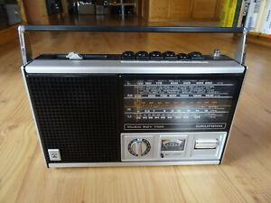 Kofferradio Grundig Musicboy 1100, 70er Jahre