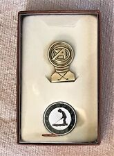PINEHURST No. 2 Golf Club ~ Boxed Set ~ Magnetic Hat Clip + Ball Marker