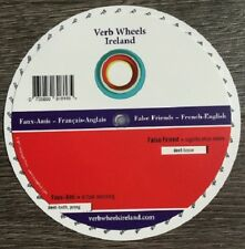 French False Friends Wheel : Speak like the locals: Essential Learning Tool