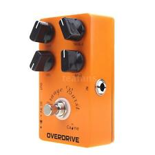 Caline CP-18 Orange Overdrive Pre AMP Electric Guitar Effects Pedal M8X4