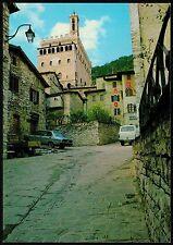 AA0188 Perugia - Provincia - Gubbio - Palazzo dei Consoli - Auto parcheggiate