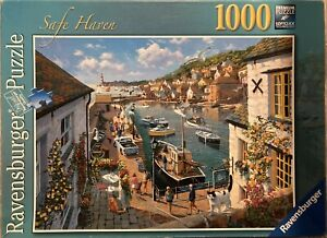 Ravensburger: 1000-Piece Jigsaw Puzzle 'SAFE HAVEN'  **Fast Free Postage**