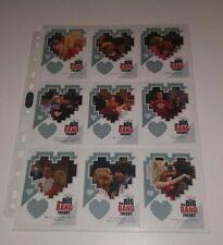 Big Bang Theory Trading Card Chase Set CPL01-CPL09 (Cryptozoic, 2012)