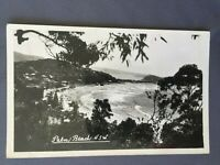 ±1940 Postcard SYDNEY PALM BEACH PITTWATER BROKEN BAY AUSTRALIA Mowbray Series