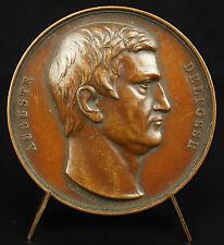 Médaille Noëf Auguste Delfosse 1859 indépendance Belgium Belgique Lîdje medal