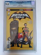 Batman and Robin #1 (9.8 CGC) 2009